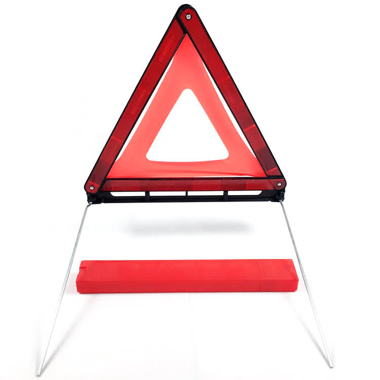 warning triangle reflector (4)
