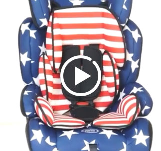child car seat belt