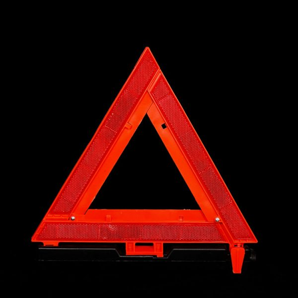 orange triangle road sign (4)