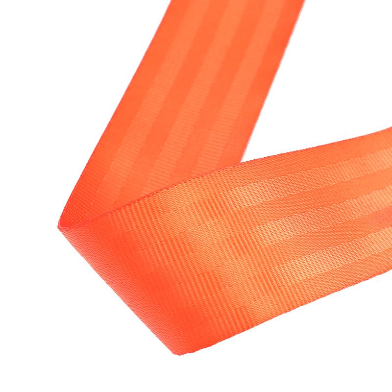 orange seat belt